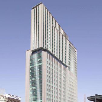 Mitsui Garden Hotel Ginza Premier - Tokio - Rakennus