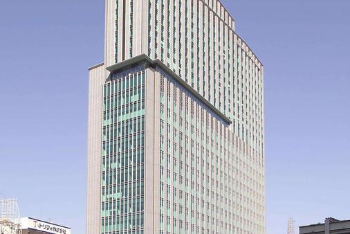 三井花園飯店銀座普米爾 - 東京 - 建築