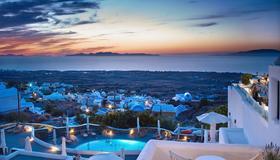 Finikia Memories Hotel - Oia - Piscine