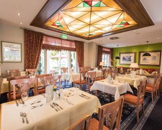 Gobel`s Hotel Quellenhof - Bad Wildungen - Ресторан