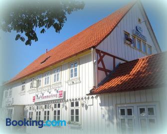 Hotel Kammerkrug - 巴特哈爾茨堡