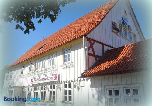 hotel brauner hirsch bad harzburg