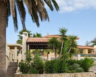 Hotel Libyssonis - Porto Torres - Outdoor view