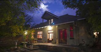 Milner Manor - Bloemfontein - Building