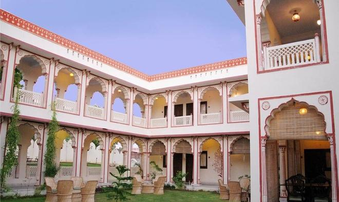 Welcomheritage Sirsi Haveli - Jaipur - Edificio