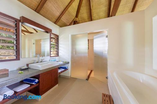Eratap Beach Resort - Port Vila - Μπάνιο
