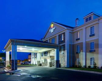 Comfort Inn West Monroe - West Monroe - Gebouw