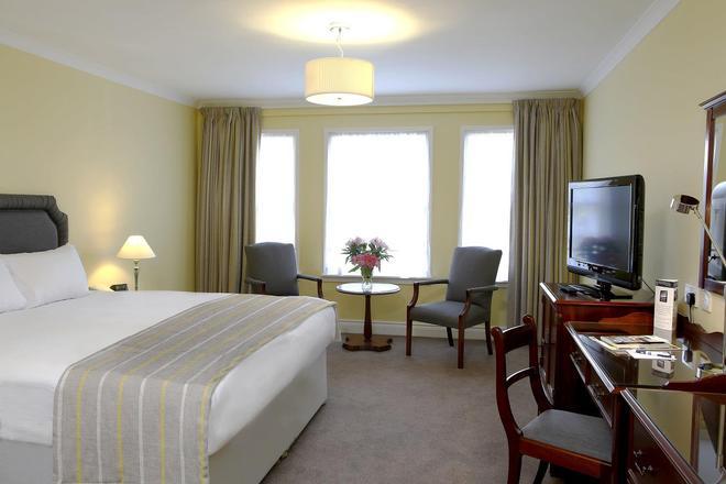 Best Western Plus Dunfermline Crossford Keavil House Hotel - Dunfermline - Makuuhuone