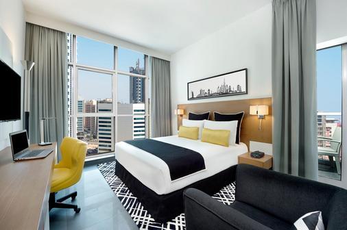 Tryp By Wyndham Dubai - Дубай - Спальня