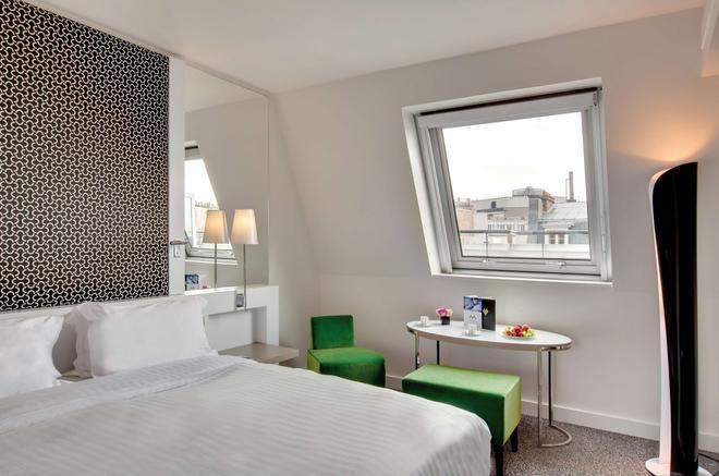 麥羅特別墅酒店 - 巴黎 - 巴黎 - 臥室
