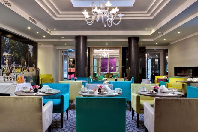 麥羅特別墅酒店 - 巴黎 - 巴黎 - 餐廳