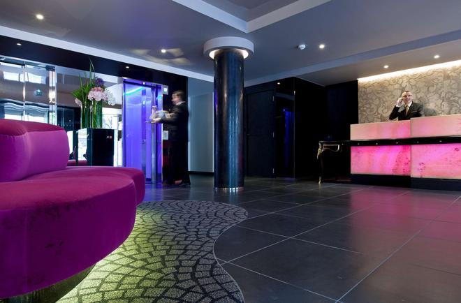 麥羅特別墅酒店 - 巴黎 - 巴黎 - 大廳