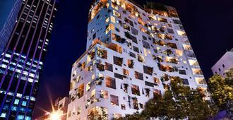 ذا ميست دونج كوي - هوتشي مين سيتي - مبنى