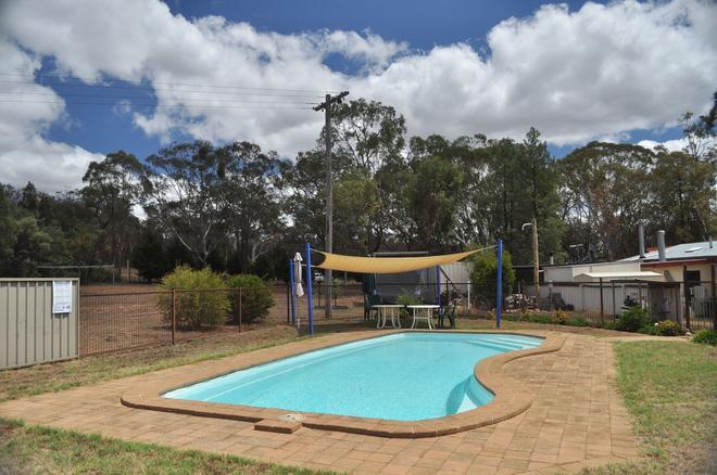 Wagon Wheel Motel - Coonabarabran - Pool