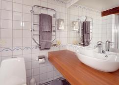 Clarion Collection Hotel Packhuset - Kalmar - Badrum