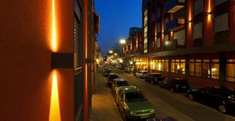 Hotel Rio - Karlsruhe - Näkymät ulkona