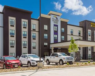 Sleep Inn Logan Ohio-Hocking Hills - Logan - Building