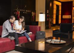 Hotel Casino Magic - Неукен - Здание