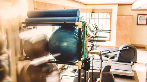 Pan Pacific Whistler Village Centre - Whistler - Gym