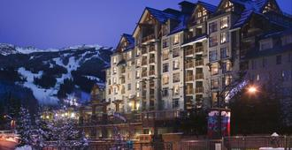 Pan Pacific Whistler Village Centre - Уистлер - Здание