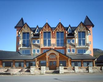 Hotel Arquimedes - Caviahue - Building