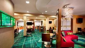 萬豪斯普林希爾鳳凰城市區套房酒店 - 鳳凰城 - 鳳凰城 - 客廳