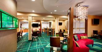 SpringHill Suites by Marriott Phoenix Downtown - פיניקס - סלון