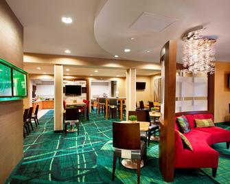 SpringHill Suites by Marriott Phoenix Downtown - Phoenix - Living room