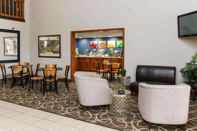 Quality Inn - Burlington - Lobby