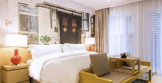 Caravel Hotel - Macau - Bedroom