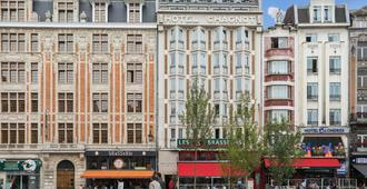 Hotel Chagnot - Lille - Building