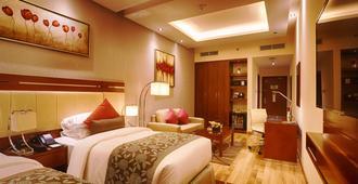 Rose Park Hotel Al Barsha - דובאי - חדר שינה