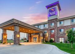 Sleep Inn and Suites Devils Lake - Devils Lake - Gebäude