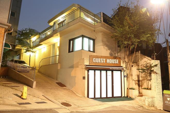 Seoul Myeongdong Stay - Hostel - Soul - Rakennus