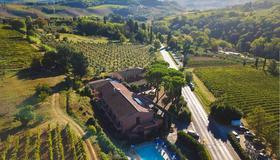 Hotel Le Colline - San Gimignano - Exterior