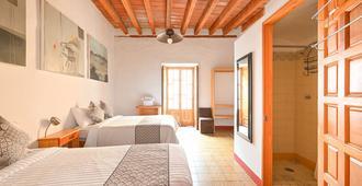 Meson Cuevano - غواناخواتو - غرفة نوم