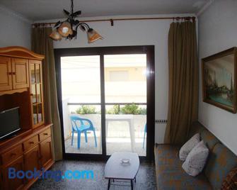Apartamentos Turísticos Santo Rostro - Chipiona - Wohnzimmer