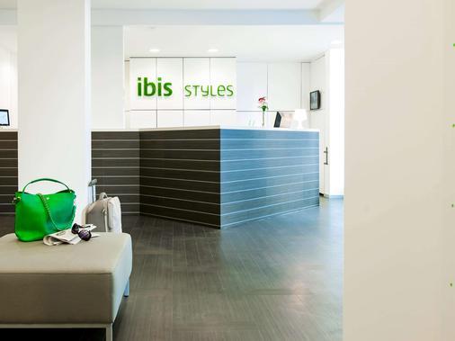 Ibis Styles Koln City - Cologne - Front desk