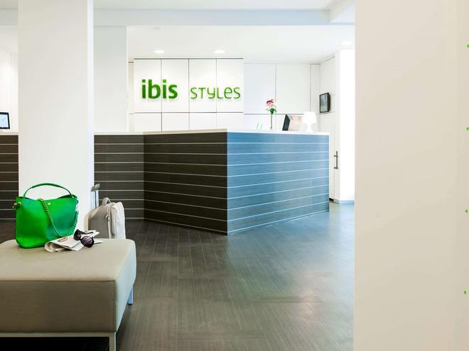 Ibis Styles Koln City - Cologne - Accueil