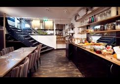 Hotel No13, Ascend Hotel Collection - Bergen - Nhà hàng