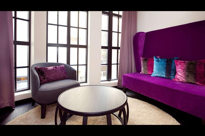 Hotel No13, Ascend Hotel Collection - Bergen - Living room