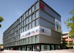 citizenM Hotel Amsterdam South - Amsterdam - Bygning