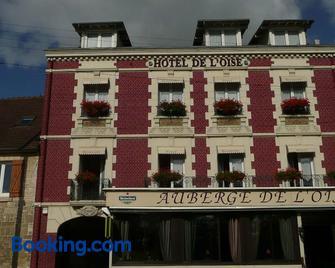 Hotel de L'Oise - Saint-Leu-d'Esserent - Building