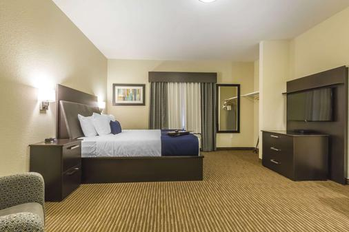 Quality Inn & Suites - Moose Jaw - Schlafzimmer