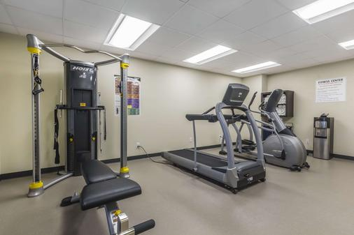 Quality Inn & Suites - Moose Jaw - Fitnessbereich