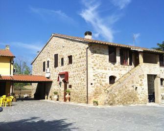 Fattoria Casa Mia - Bettona - Building