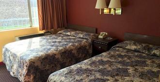 速 7 酒店 - 小岩城 - 小石城 - 臥室