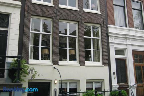 B&B Herengracht 21 - Amsterdam - Toà nhà