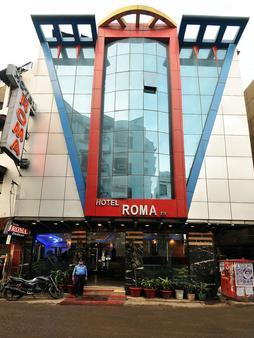 Hotel Roma DX - New Delhi - Toà nhà