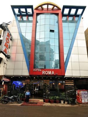 羅馬 DX 酒店 - 新德里 - 新德里 - 建築